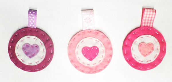 seceret valentine message keychain